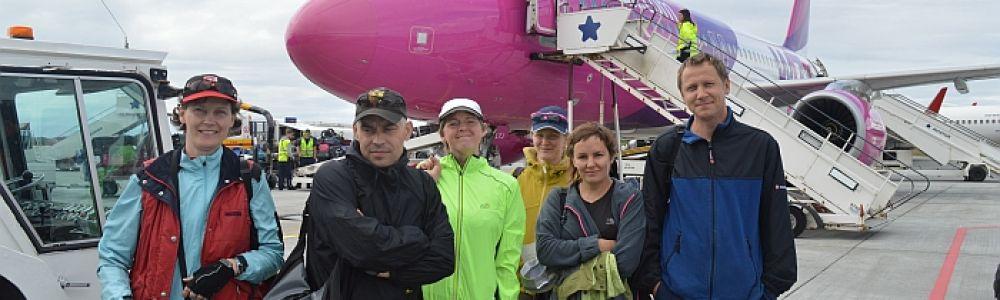 Dviračiais perNorvegijos fiordus