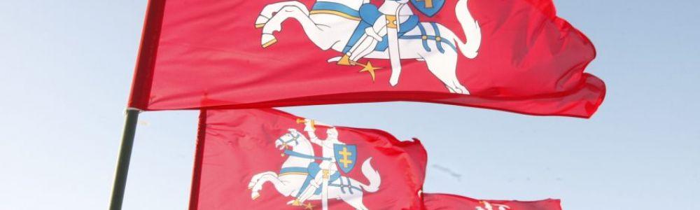 Lietuvos Respublikos istorinės vėliavos