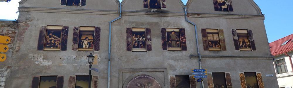 Daugiakultūris Kėdainių miestas