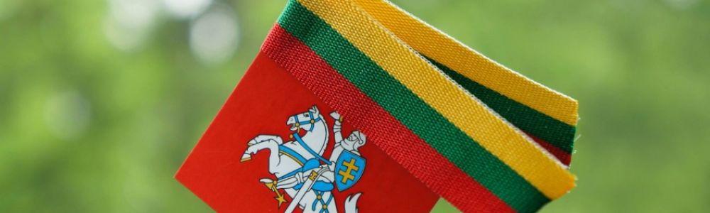 Vienybės vėliavėlės už paramą Klubui