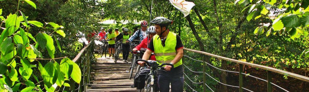 Video patarimai dviratininkams