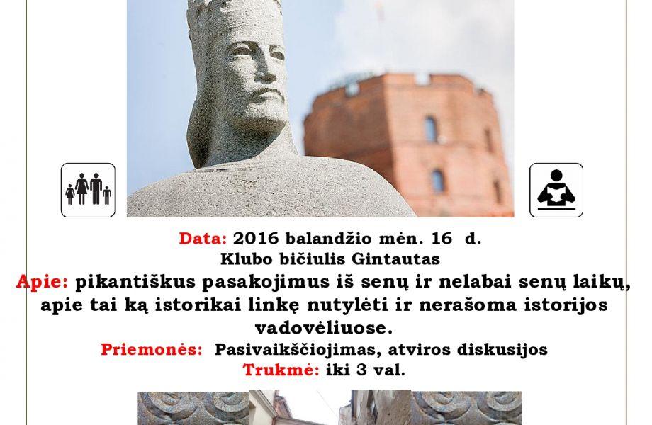 Lietuvos skautijos regionų vadovai