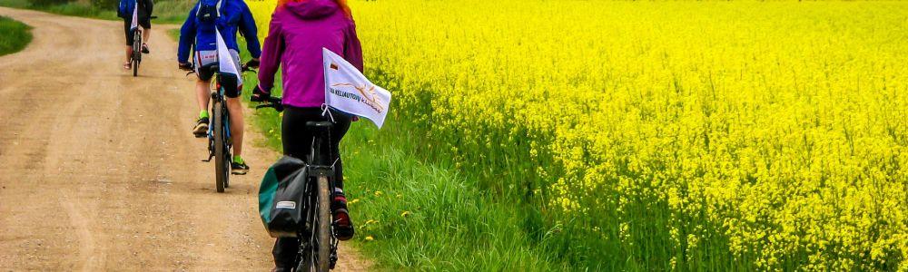 Foto apžvalga iš dviračiais po Nevėžio kraštą<br /><br />