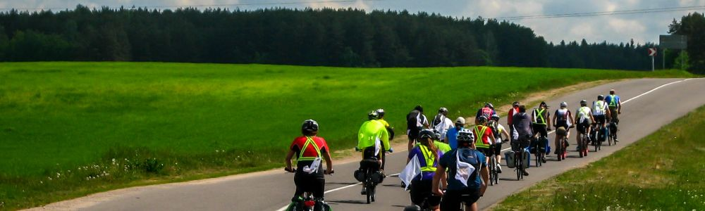 Įspūdžiai iš Gudijos arba į Baltarusiją dviračiais