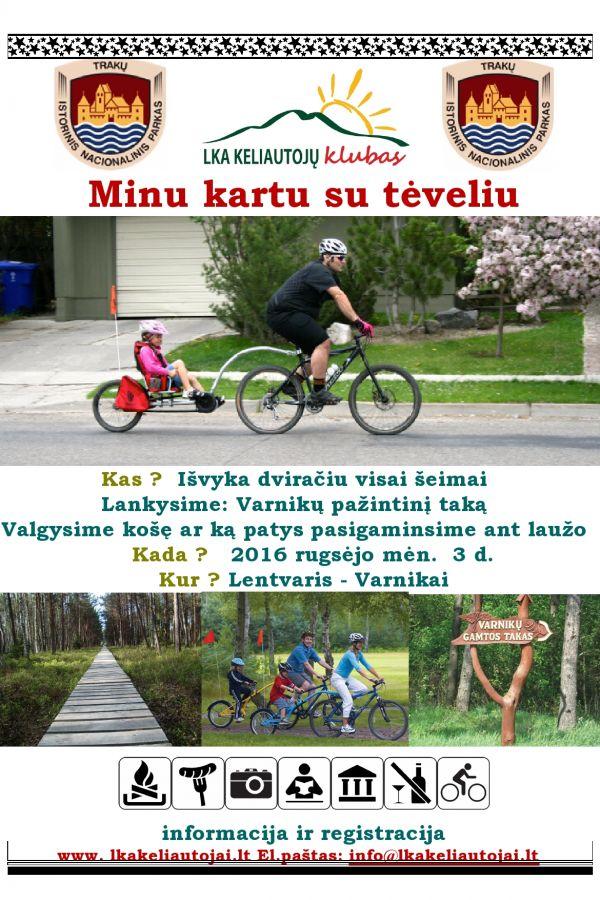 Žygis dviračiais