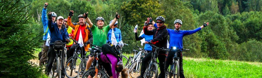 Rudenėjanti Dzūkija su dviračiu