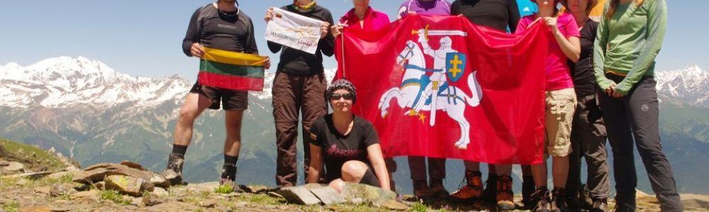 Po kelionės į Svanetiją: Laila ir Tetnuldi