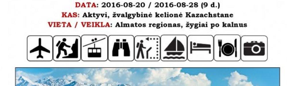 Į Borato šalį - Kazachstaną