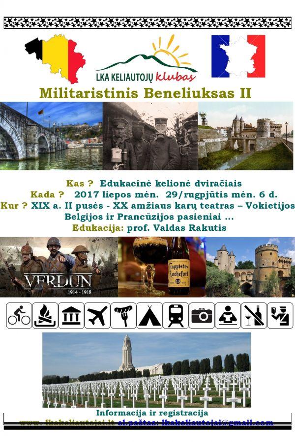 Militaristinis Beneliuksas II
