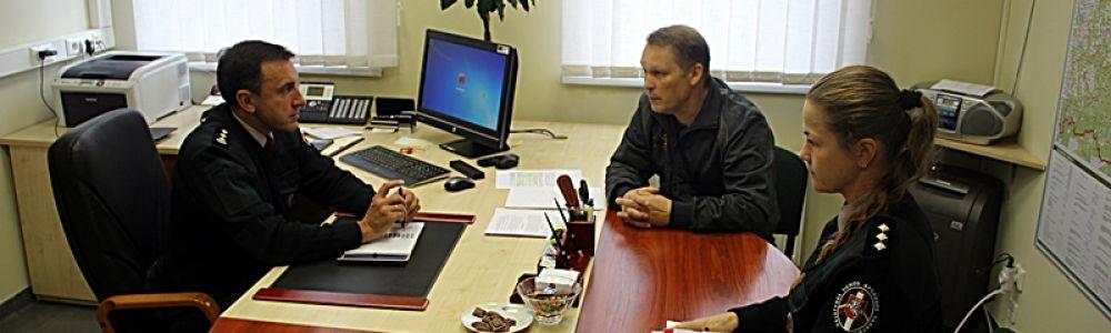 Su VSAT Vilniaus rinktinėje aptarti Lietuvos šimtmečio galimi renginiai