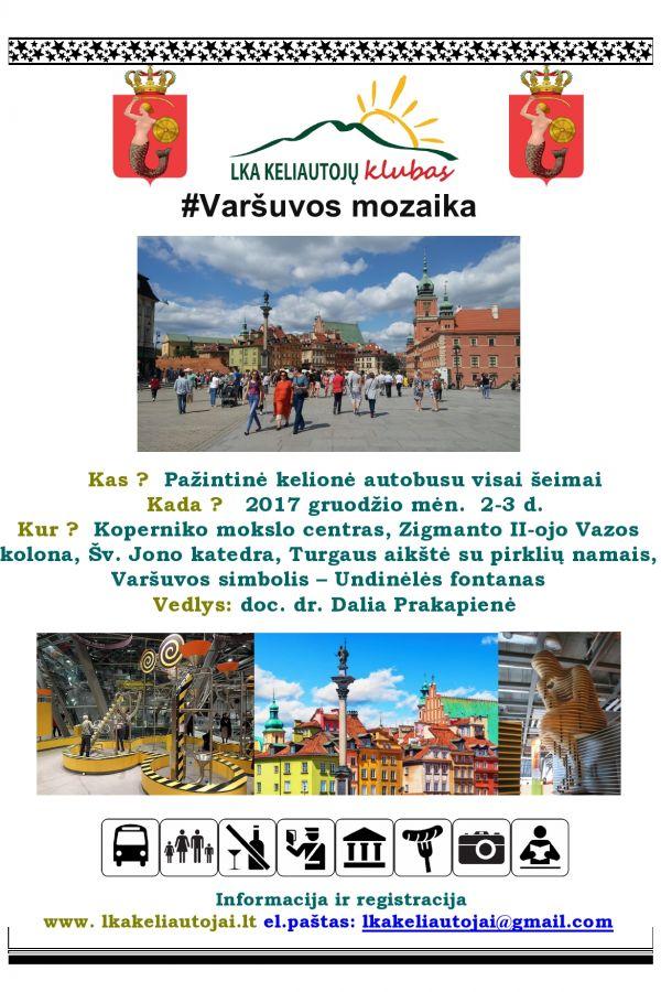 #Varšuvos mozaika