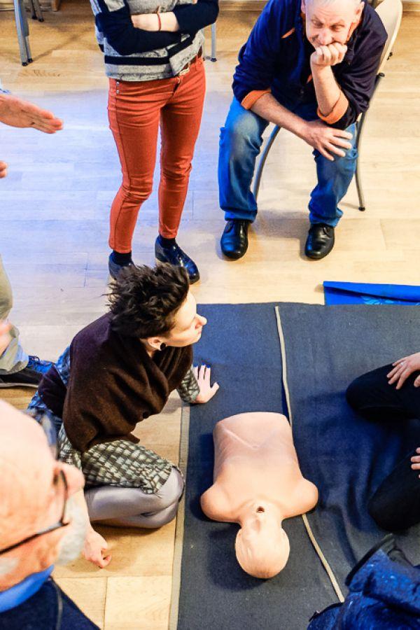 #Pirmos medicininės pagalbos kursas keliautojui ir ne tik