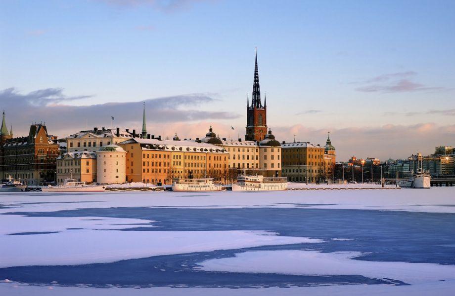 Žiemos nuotykiai Baltijos jūroj