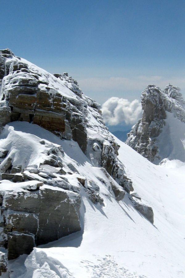 Italijos Alpės: Gran Paradiso & Monblan