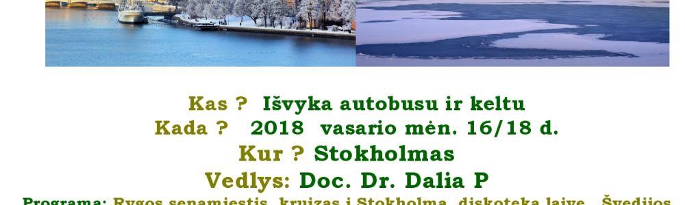 Žiemos nuotykiai Baltijos jūroje