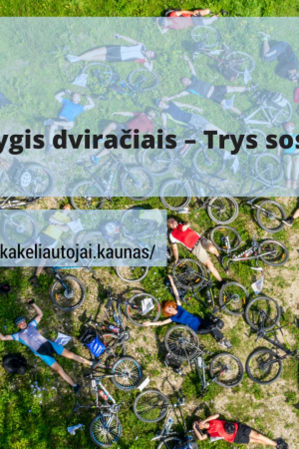 LT-100 Laisvės žygis dviračiais–Trys sostinės!