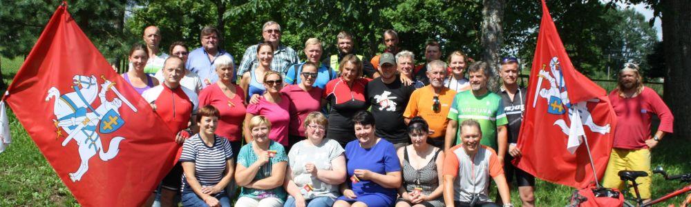 LT-100: Suvieko kaimo bendruomenė