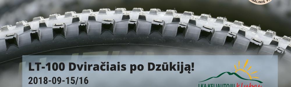 LT-100 Dviračiais po Dzūkiją!