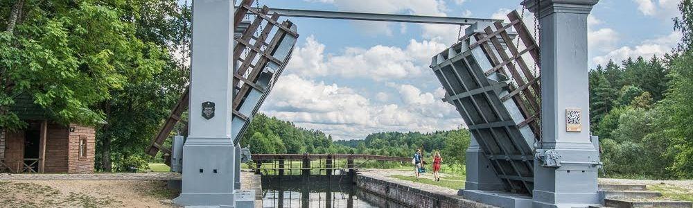 ir vėl Baltarusija: Augustavo kanalas, fortas, karjerai, Gardino apžvalga ...