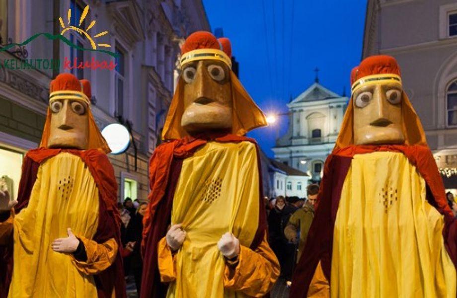 Trijų karalių paieškos Varnikuose