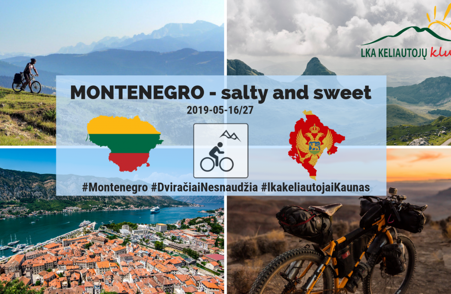 Montenegro - salty and sweet