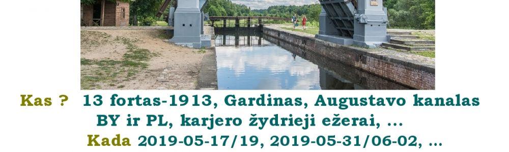 Baltarusija: 13 fortas, Gardinas ...