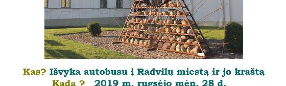 Radvilų miesto įdomybės