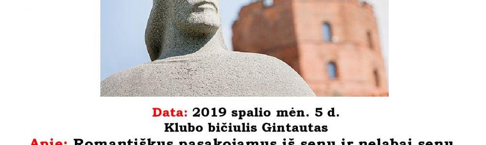 Romantiškos Vilniaus meilės istorijos