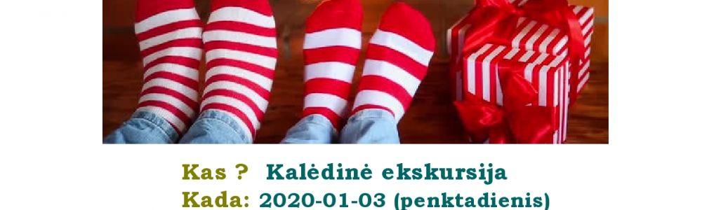 """Šventinis Vilnius su Kalėdų seneliu ,,Dideliems"""""""
