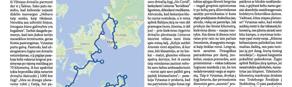 LT-103 įspūdžiai Nr.3 Vytautas